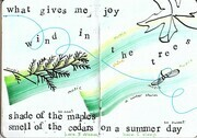 The Joy Diary, page 14 and 15