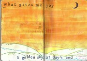 The Joy Diary, page 30 and 31