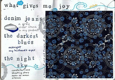 The Joy Diary, page 10 and 11