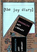 The Joy Diary, front outside cover